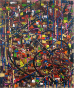 Untitled_oil on canvas_150x120cm_2016